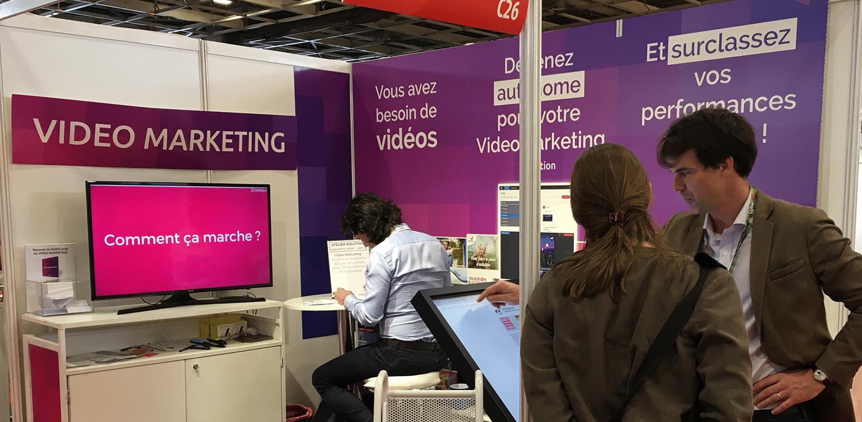 2Emotion - Logiciel en ligne de montage vidéo pour les entreprises