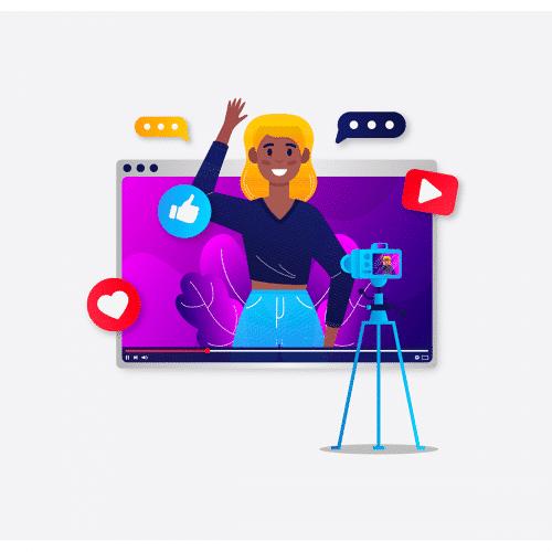 produire du contenu video